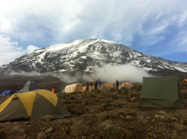 Karanga Camp (Allison C. Schwartzman)