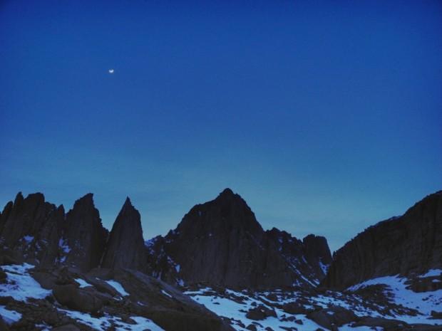 High camp, Mt. Whitney (Matt Cave)