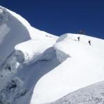 Huayna Glacier (Luke Reilly)