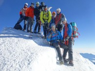 Huayna Summit Team