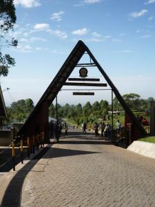 Machame Gate - 5,900 ft. (Greg Vernovage)