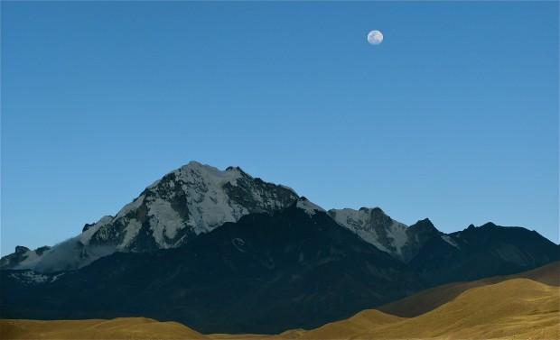 Huayna Potosi-West Face (Greg Vernovage)