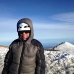 Craig's 200th summit!
