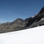 Pico Austria from the tongue of Pequeno Alpamayo (Greg Vernovage)