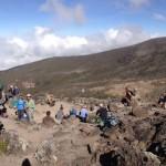 Resting on top of Barranco Wall  (Dustin Balderach)