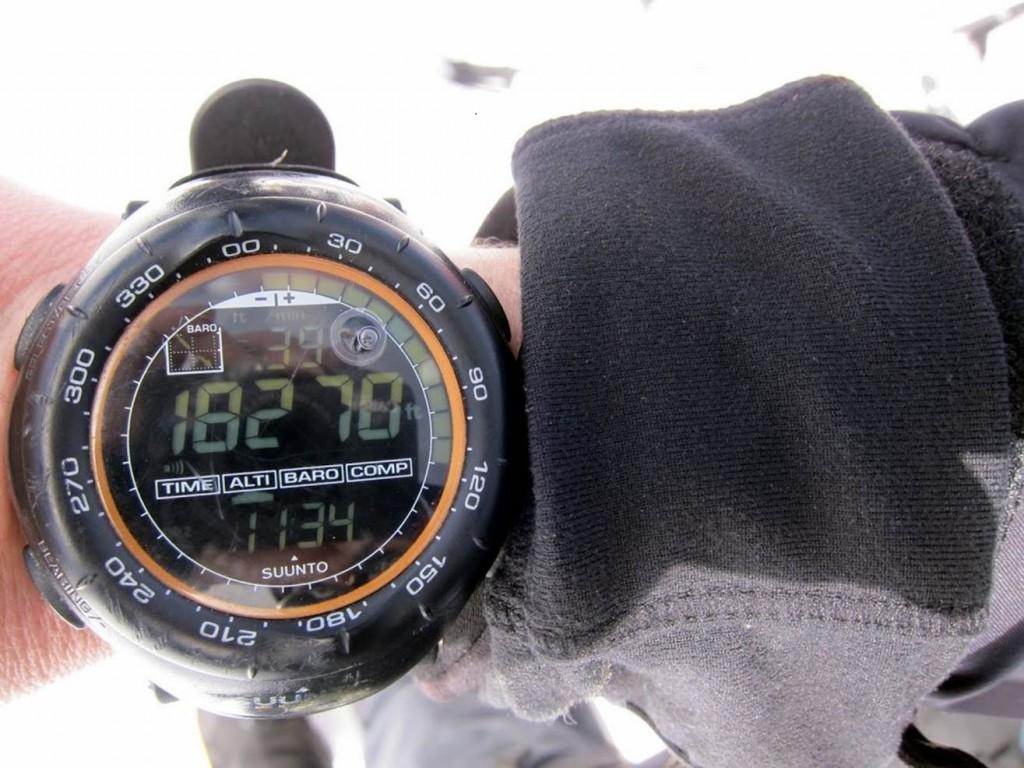 Summit of Elbrus (Mike Hamill)