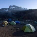 Barranco Camp with Kilimanjaro (Greg Vernovage)