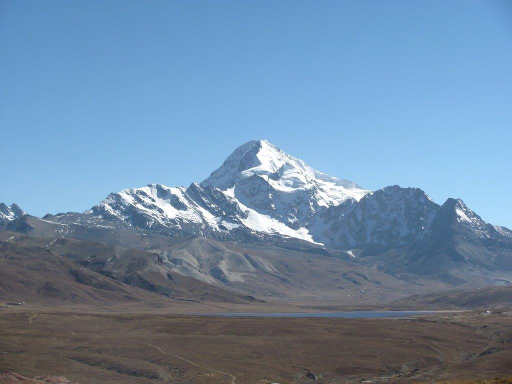 Altiplano & Huayna Potosi (Greg Vernovage)