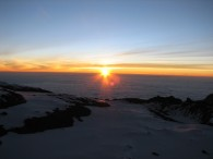 Sunrise on Kilimanjaro (Greg Vernovage)