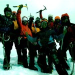 Pequeno Alpamayo Summit (Andy Polloczek)