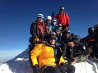 Huayna Potosi Summit (Andy Polloczek)