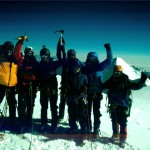 Illimani Summit Team