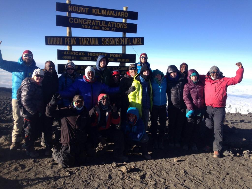 Summit of Kili (Dustin Balderach)