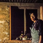 Nawang Sherpa, helping Jor Bahador (Adam Angel)