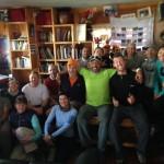 Team Photo in Namche (Craig John)