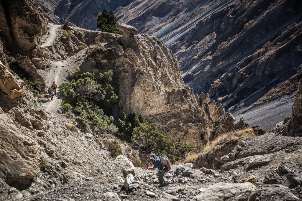 Trekking in Dolpo (Adam Angel)