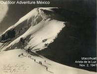 Iztaccihuatl 1941