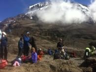 On Top of Barranco Wall (Phunuru Sherpa)