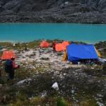 Carstensz Base Camp