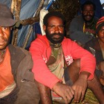 Some of the local porters