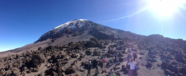 Kilimanjaro from Shira Plateau - Dustin Balderach