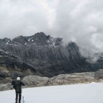 View of Carstensz from Sumantri (Dan Zokaites)