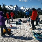 Working with avalanche transceivers