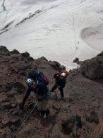 Climbing Little T
