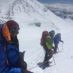 Elbrus summit day. (Mike Hamill)