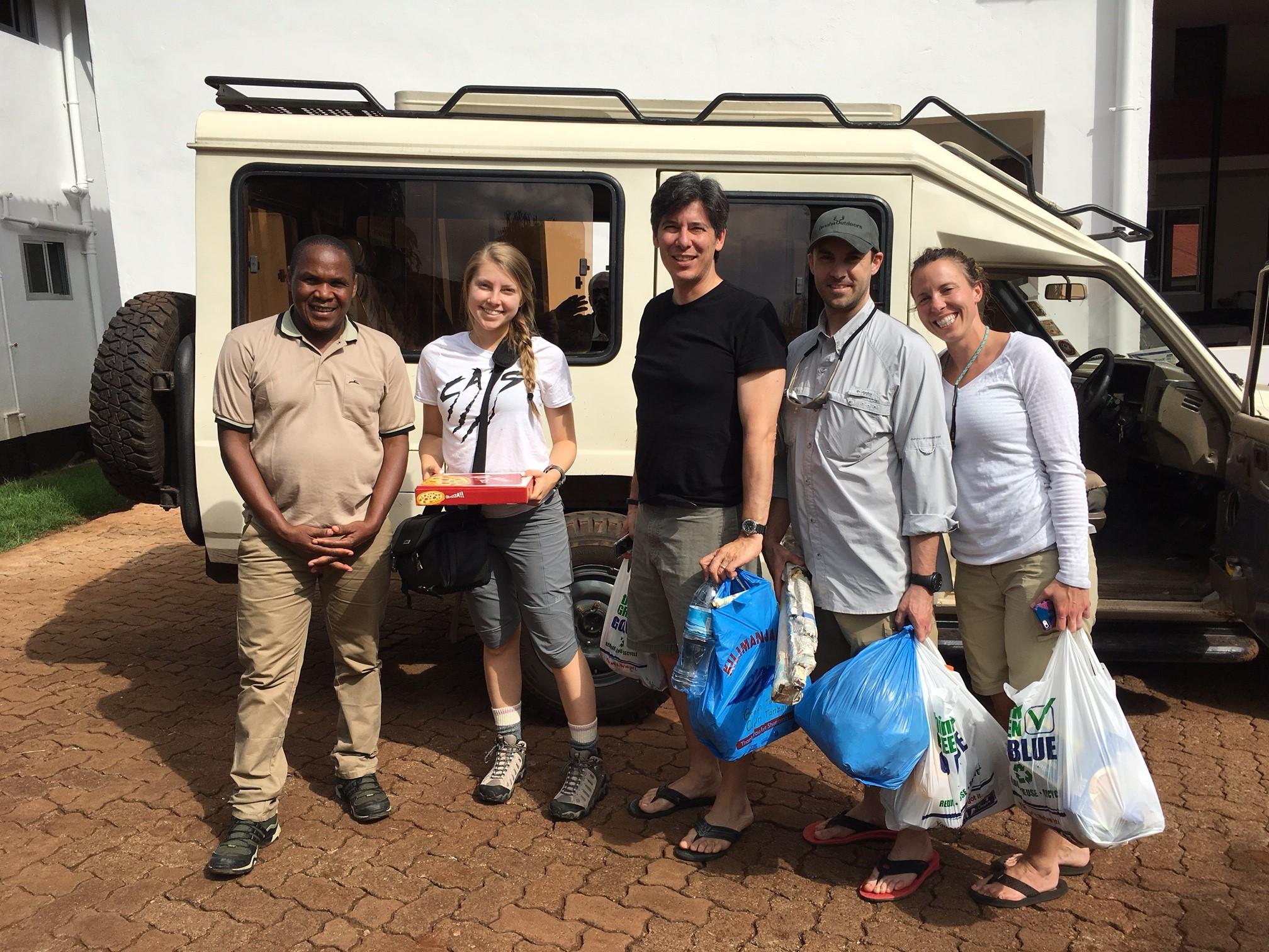 July Kili Team (Photo: Charlotte Austin)