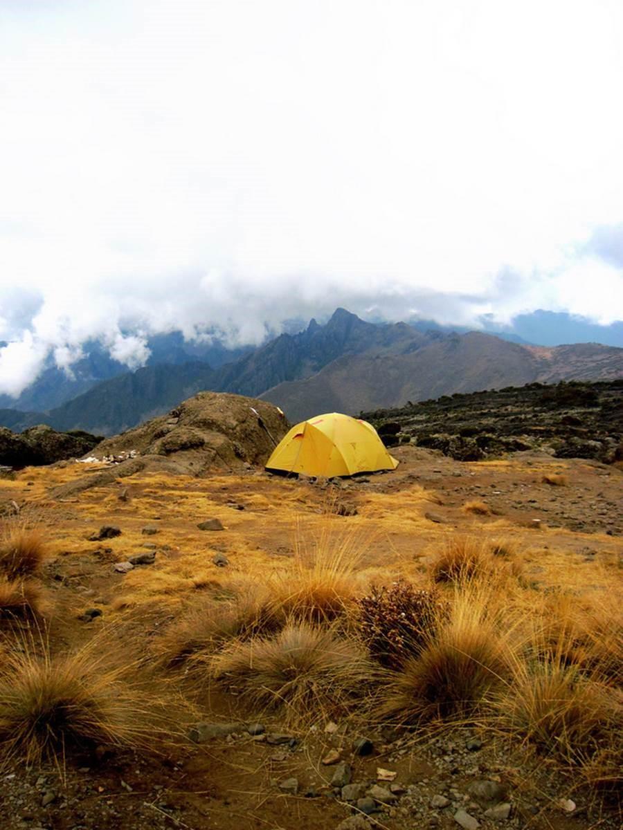 Shira Plateau Camp