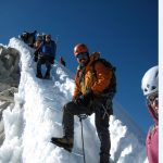 Close up on exposure of ridge (Greg Vernovage)
