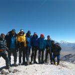 Acotango Summit (Roberto Gomez)
