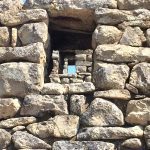 Stonework Window