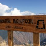 Summit of Montaña Machu picchu