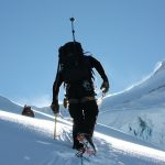 Climbing Towards Camp 2 (Josh McDowell)