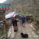 Negotiating the sleeping dog (Ang Jangbu)