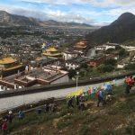 Trekking above Shigatse (Ang Jangbu)