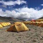 Cho Oyu Base Camp (Phunuru Sherpa)