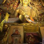 Touring Rongbuk Monastery (Ang Jangbu)