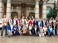 Secretary General of CTMA with Cho Oyu and Tibetan Trek Teams (Ang Jangbu)