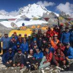 Tibet Trek & Cho Oyu Team (Phunuru)