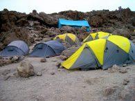 High Camp at Barafu