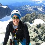 IMG climber on Shuksan (photo: Viki Tracey Collection)