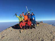 Team on the Summit
