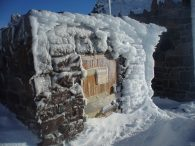 The Public Shelter in Winter