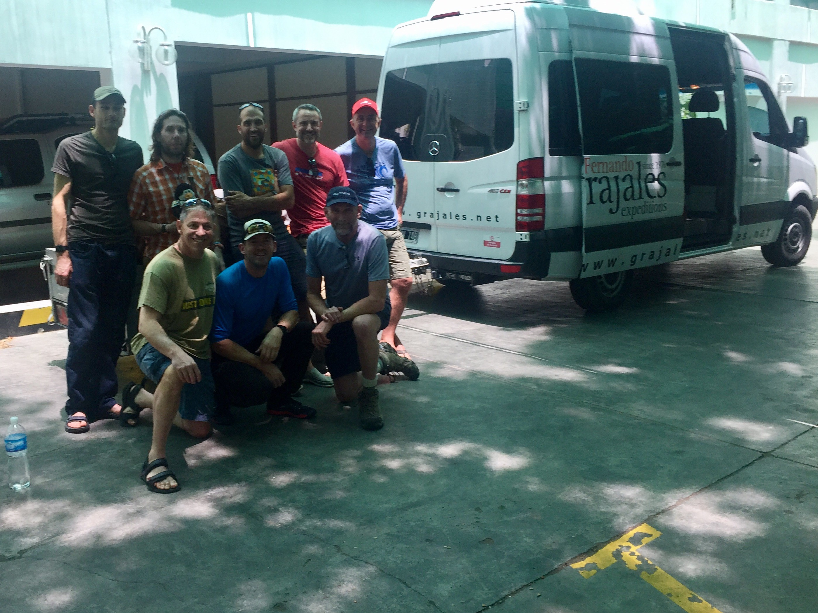 Aconcagua Team Ready to Head out from Mendoza