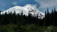 Mt. Rainier from White River (Robert Jantzen)