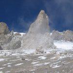 Up high on Aconcagua