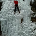 Ouray ice is in! (Justin Merle)